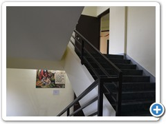 Bethany Children's Home Stairs